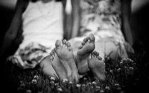Картинка девушки, настроение, отдых, ноги