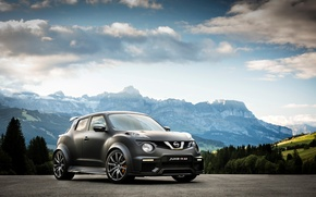 Картинка Juke-R, 2015, Nissan, концепт, Concept, ниссан, джук