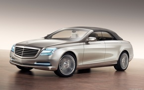 Картинка Авто, кабриолет, Mercedes Benz, Concept Car