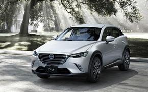 Картинка Mazda, JP-spec, 2015, CX-3