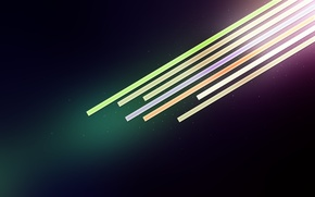 Обои полосы, color abstract, 2560х1600, абстракция