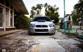Картинка Subaru, Impreza, Stance