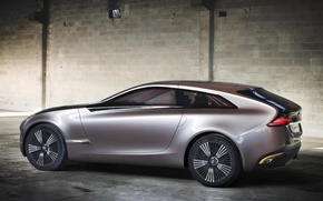Картинка машина, Concept, концепт, Hyundai, хёндай, i-oniq