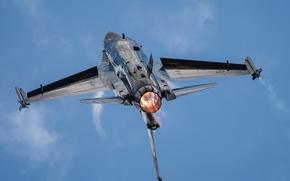 Обои оружие, самолёт, F16