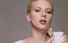 Картинка девушка, актриса, блондинка, знаменитость, скарлетт йоханссон, Scarlett johansson