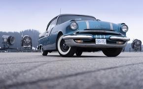 Картинка Pontiac, передок, 1955, Star Chief