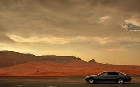 Картинка BMW, Бумер, БМВ, E38, 740il