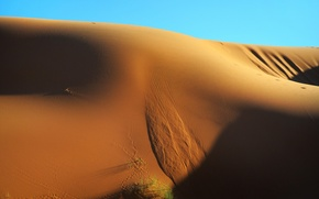 Картинка песок, небо, природа