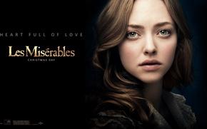 Картинка кино, Les Miserables, актриса, Amanda Seyfried