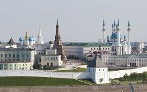 Картинка Кул-Шариф, Казанский кремль, башня сююмбике