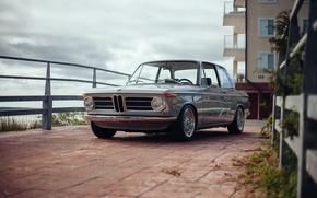 Картинка машина, BMW, БМВ, 1969, классика, 2002, атомобиль, E10