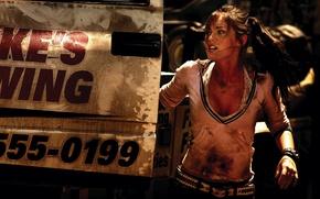 Обои актриса, megan fox, микаэла, megan denise fox, mikaela banes, меган денис фокс, transformers, брюнетка, трансформеры: ...