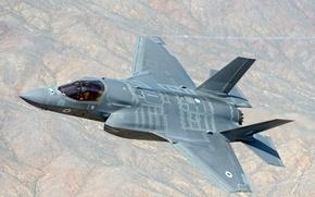 Картинка оружие, самолёт, RAF F-35B Lightning ll