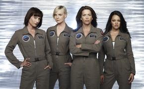Картинка Сериал, космонавты, Фильмы, Притяжению вопреки, главные актрисы сериала