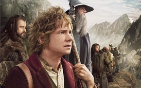 Картинка герои, The Hobbit, An Unexpected Journey