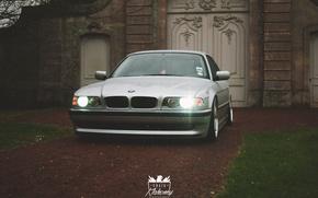 Картинка BMW, 740, E38