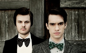 Картинка Brendon Urie, Spencer Smith, Panic! At the Disco