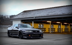 Картинка Nissan, Skyline, R33