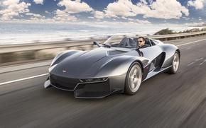 Картинка суперкар, Beast, 2015, Rezvani Motors