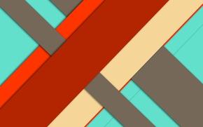 Картинка красный, серый, голубой, геометрия, design, color, material