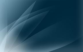 Обои цвет, синий, фон, абстракция, изгибы, линии