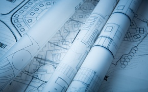 Картинка planes, paper, architecture, engineering
