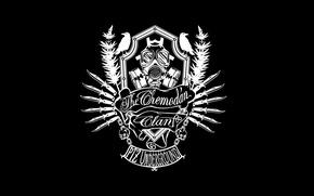 Картинка Грязный Луи, Brick Bazuka, PTZ Underground, Минимлизм, the Chemodan Clan, Music, Лого, Black, Логотип, Музыка, ...