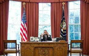 Картинка президент, Barack Obama, Белый дом