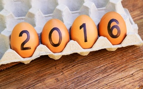 Картинка Новый год, New Year, decoration, Happy, 2016