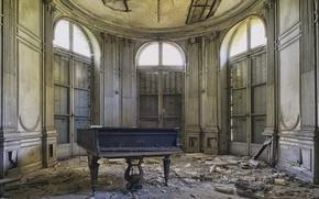 Картинка музыка, зал, пианино