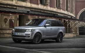 Обои ланд ровер, Range Rover, Land Rover, рендж ровер