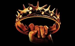 Обои Game of Thrones, Clash of Kings, TV Series, Crown