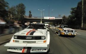 Обои Audi, Спорт, Гонка, Трасса