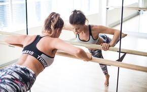 Картинка mirror, workout, fitness