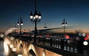 Картинка Франция, боке, Bordeaux