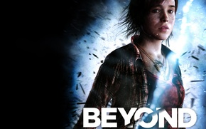 Картинка Quantic Dream, Beyond: Two Souls, Ellen Page, Jodie Holmes