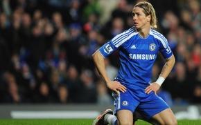 Картинка футбол, Fernando Torres, Chelsea