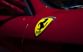 Картинка Logo, герб, ferrari, эмблема, photography, cars, auto, wallpapers auto, supercars, Cуперкар, логотип