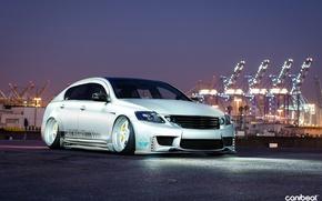 Картинка car, тюнинг, tuning, лексус, stance, Lexus GS300