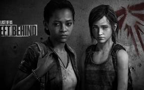 Картинка Playstation 3, Ellie, Riley, Last Of Us Left Behind