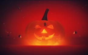 Картинка тыква, Хэллоуин, Helloween