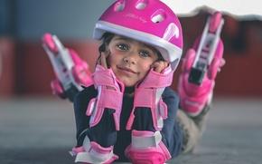 Картинка sport, girl, kid, kids, People, pleyfull