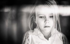 Картинка девочка, слеза