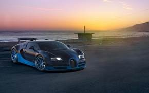 Обои bugatti, veyron, grand sport, vitesse, supercar, суперкар