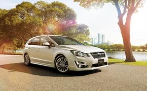 Картинка Subaru, Impreza, субару, импреза
