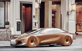 Обои Concept, бмв, BMW, концепт, Vision, Next 000