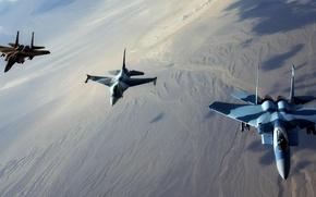 Картинка aircraft, Jet, fighters