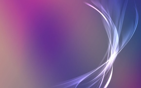 Картинка фон, сиреневый, цвет, поток