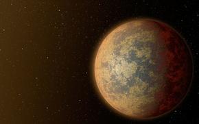 Картинка планета, Земля, NASA, телескоп, расстояние, экзопланета, Спитцер, двойник, ближайший, световой год, HD 219134b