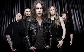 Картинка band, HIM, 2013, finland, love metal